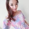 เดรสสั้นเกาหลี สีสันสวยงาม ใส่สบายด้วยเนื้อผ้าแบบลูกไม้ สีสันสวยสะดุดตา