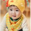 หมวกผ้า Giraffee babyhat