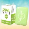Snail White x10 สูตรลดสิว ผิวขาว ปลีก 45 /ส่ง 35 (ขั้นต่ำ 4 ก้อน)