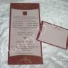 SCA0181 การ์ดแต่งงานแนะนำ