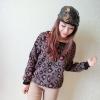 เสื้อกันหนาวแฟชั่นเกาหลี สีสันสุดคลาสิก ลวดลายสะดุดตา