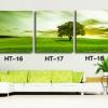Arthome345 ภาพต้นไม้แห่งความหวัง ขนาด 40*40 ซม. 3ภาพ