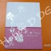 HWC5316 การ์ดแต่งงานแบบเรียบหรู