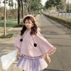 เสื้อกันหนาวแฟชั่นเกาหลี ทรงน่ารัก แปลกตา มาพร้อมฮูด