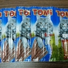 ขนมแมว Tomi Cat Stick รสแซลมอน+เทร้าท์ (6 ชิ้น/แพ็ค)