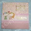 การ์ดแต่งงาน น่ารัก กิ๊ฟเก๋ แนวการ์ตูน ชิคchic (มี 2 สี)