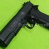 Umarex Colt Government 1911 A1 Black Front Firing 9mm.PAK. Blank Gun