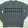 Knit Sweater with stripes, or with Graff  (Adults' freesize)