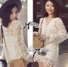 Lady Jessica Sweet Bohemian Lace Dress in Ivory