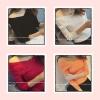 เสื้อยืดคอวีแขนยาว แฟชั่นสบายๆ ให้ความคล่องตัวสูง มีให้เลือกหลายสี