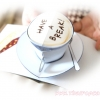 พักจิบกาแฟ กับ Cofee Card Pop-Up เครดิต จากเว็บ Canon ครับ