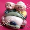 ของชำร่วย ตุ๊กตาปั้น ดุ๊กดิ๊ก เซรามิค PD-ko14