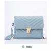 กระเป๋าหนังสีสันสดใส เย็บได้เล่นลายสวยๆ น่าใช้ น่าจับจอง