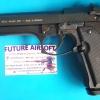 UMAREX RECK Miami 92 F Black 9 mm P.A.K, Blank Gun