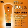 DD NNK nongnaka Fruity White AQUA DD