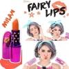 ลิปสติก FAIRY LIPS สี Milan Style (ส้ม)