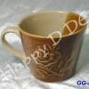 ของชำร่วย แก้วเซรามิค แก้วตราไก่ GG-ml38