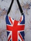กระเป๋าผ้าcanvas สกรีนลาย ธงอังกฤษ