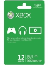 Xbox Live Gold Membership US 12 month