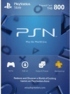 PSN Card Thai 800 THB