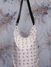 กระเป๋าผ้าcanvas สกรีนลาย มด