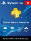 PSN Plus HK 3 month