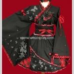 ยูกาตะโกธิคโลลิต้าสตาร์ไลท์ Star Light Gothic Lolita Yukata