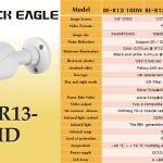 AHD BE-R13 1.3 Megapixel IR 30 เมตร
