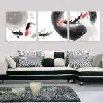 ภาพปลามังกร เสริมฮวงจุ้ย ART-Be