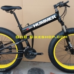 Hummer X FAT bike (ล้อโต 4 นิ้ว)