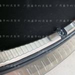CVR-037 ชุดสคับเพลทหลังใน Honda CRV 2012 วัสดุเป้น stainless steel