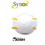 หน้ากากป้องกันฝุ่นและสารเคมี mask , K310 Synos (20pc/box)
