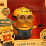 Dancing Dave Minions 8 Inch
