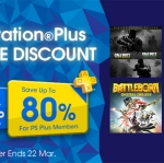 PSN Store Thai - Double Discount Campaign