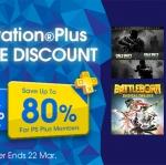 PSN Store Thai - Double Discount Campaign