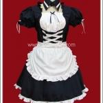 ชุดเมดเนวี่บลูโลลิป๊อป Navy Blue Lollipop Maid Costume สีกรมท่า
