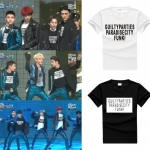 เสื้อ GUILTY PARTIES PARADISE CITY FUNK!(EXO)