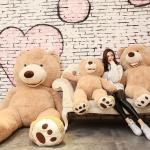 ตุ๊กตาหมีสก็อตต์ Scott Bear ไซส์ 1 เมตร