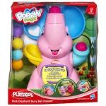 Playskool Poppin' Park Elefun Busy Ball Popper - Pink
