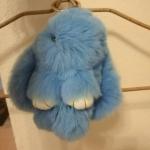 กระต่ายสีฟ้า 13cm