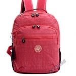*Pre Order* New kipling nylon bag Korean version of casual shoulder backpack ผ้าไนล่อนกันน้ำ ขนาด 37x30x12 cm.