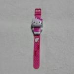 นาฬิกา คิตตี้ สีชมพู kitty