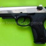 Kimar Beretta PX4 Nickel , cal. 9mm P.A. Blank Gun