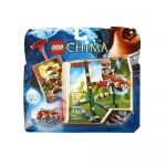 LEGO Legends Of Chima Swamp Jump (70111 ) Age: 6 - 12 years
