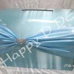 กล่องใส่ซองงานแต่ง กล่องรับซองแต่งงาน MB-nu10