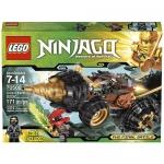 LEGO Ninjago Cole's Earth Driller (70502)
