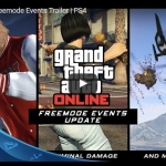GTA Online - Freemode Events Trailer