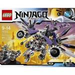 *NEW*LEGO Ninjago Nindroid MechDragon 70725