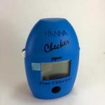 เครื่องวัดค่าคลอรีนอิสระแบบพกพา Free Chlorine checker HC
