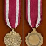 ้หรียญตราสหรัฐอเมริกา ชนิด Meritorious Service Medal .ใช้แล้ว 1 เหรียญ